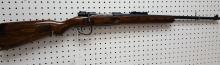 Czech 7mm VZ Mauser rifle, Sportarized