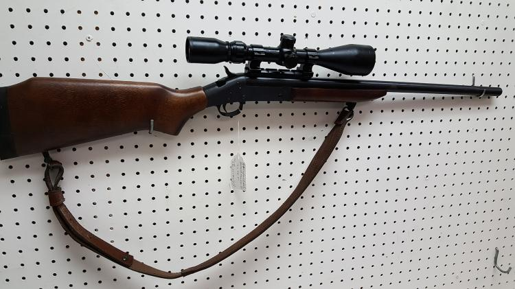 H & R Pardner Tracker II 20 ga Shotgun, scope