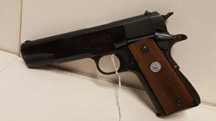 Colt MK IV series 70 Gov. Model 45ACP pistol