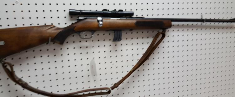 Springfield model 84C 22S,L,LR rifle