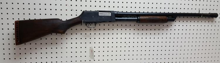 Ranger 12 ga pump shotgun