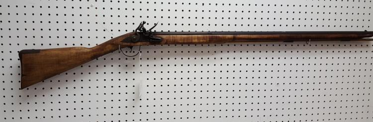 Full stock 60 cal. 20ga? Flintlock 52