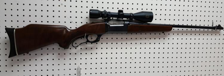 Savage mod 99M .308 Win cal, rifle & scope