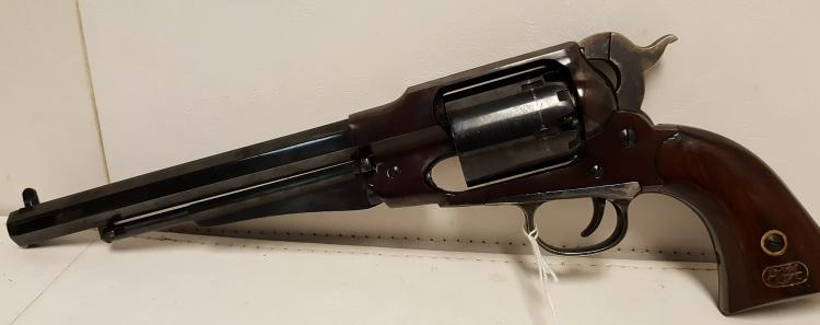 A.S.M. .44 cal blk powder Hartford Model revolver