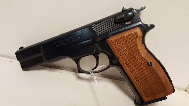 FEG Hungarian mod  P9R 9mm pistol
