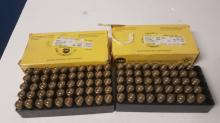 2 boxes of 95 9mm Luger Union Metallic Co. ammo