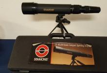 Simmons 15-45x50 Zoom spotting scope