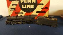 Mikado Penn RR L-1 2-8-2 HO locomotive
