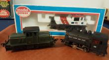 Lot of 3 HO scale switchers, Model Power etc