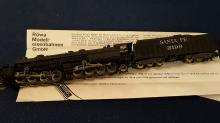 Rowa/MRC Mallet steam locomotive N scale