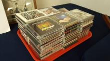 Approx 80 like new CDs assorted music