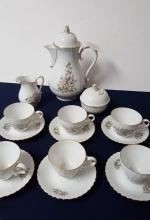 15 pcs Kaiser porcelain tea set