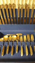 Holmes & Edwards Danish Princess Inlaid flatware