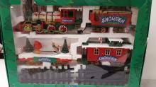 1997 Snowden's train set on original all box
