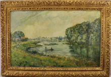 Adolphe Clary-Baroux (1865 - 1933)