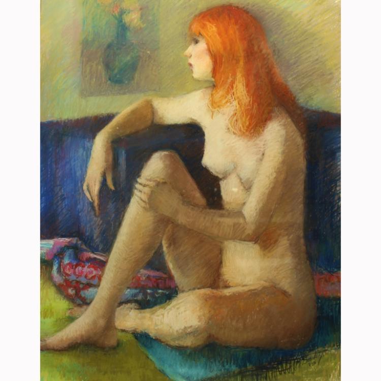 Silvermine Nude Art 107