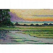 "William Stacks (1928 - 1991) ""The Savannah"""