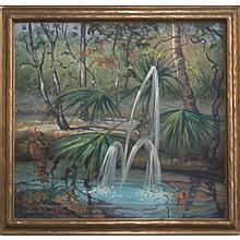 """""""My Backyard"""" by William Leon Stacks"""