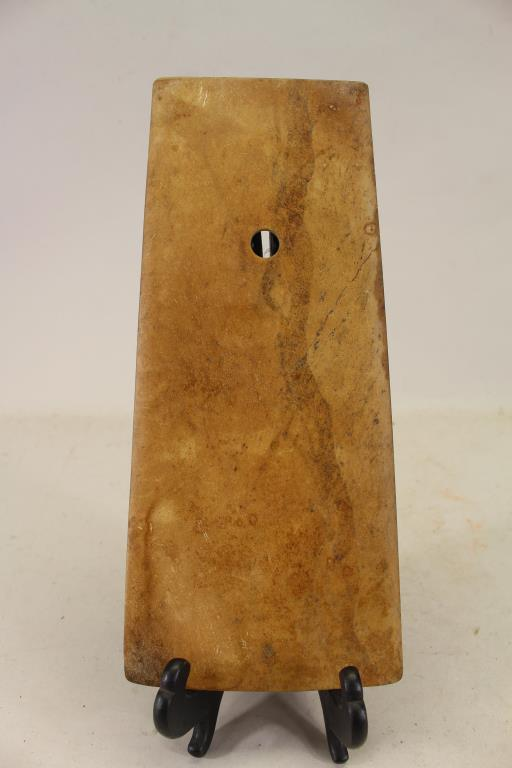 Calligraphy Signed Chinese Stone Tablet