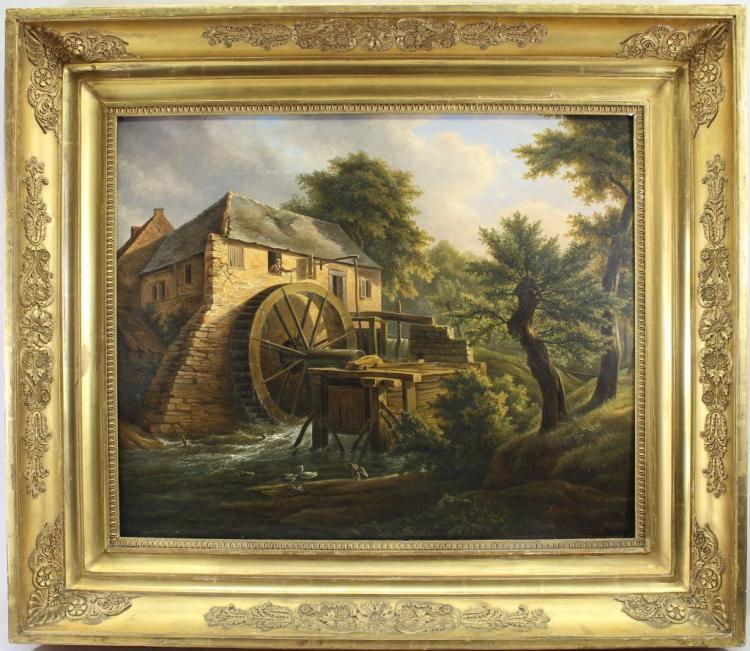 JEAN DUPLESSIS-BERTAUX (1747 - 1819)