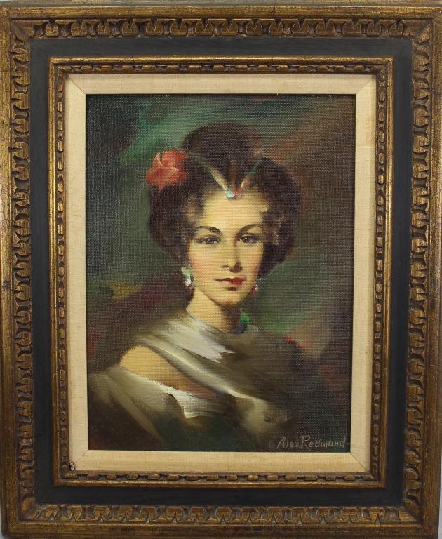 ALEX REDMOND (NEW YORK 1902 - 1975)
