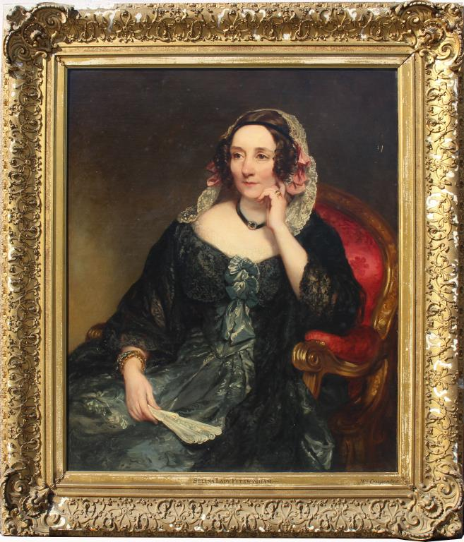 MARGARET SARAH CARPENTER (1793 - 1872)