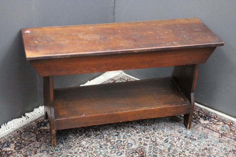 Antique American Bench