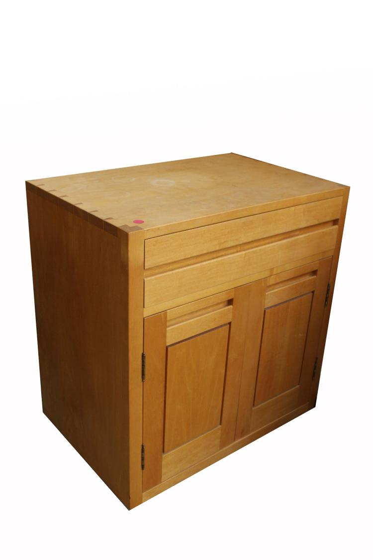 ICF Style, Two Drawer Cabinet