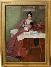 Mary Brewster Hazelton (American 1868 - 1953)