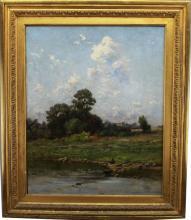 John Hammer (1842 - 1906) Landscape