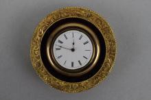 Cased Antique Pocket Watch