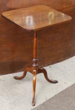 18th C Antique Tea Table/Candle Stand