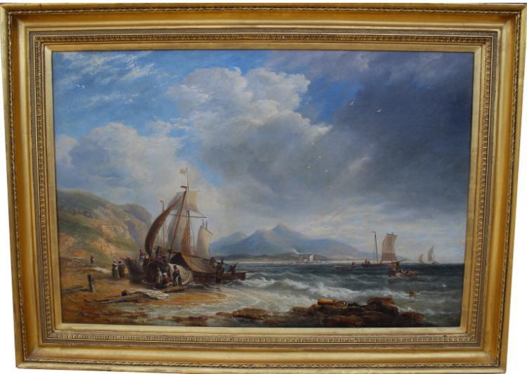 Large John Carmichael (1800-1868)