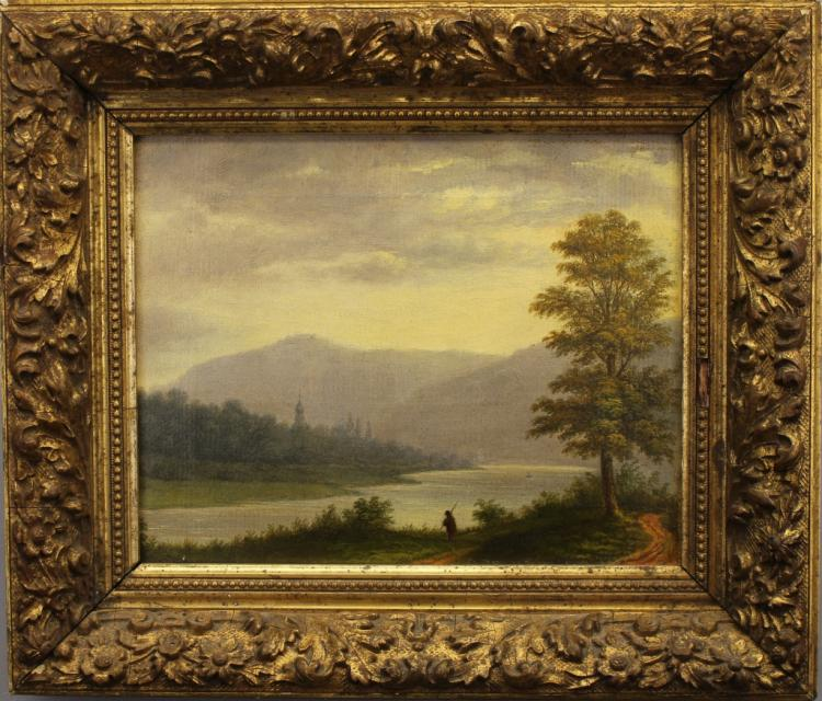George Harvey (1800 - 1878) Catskills NY
