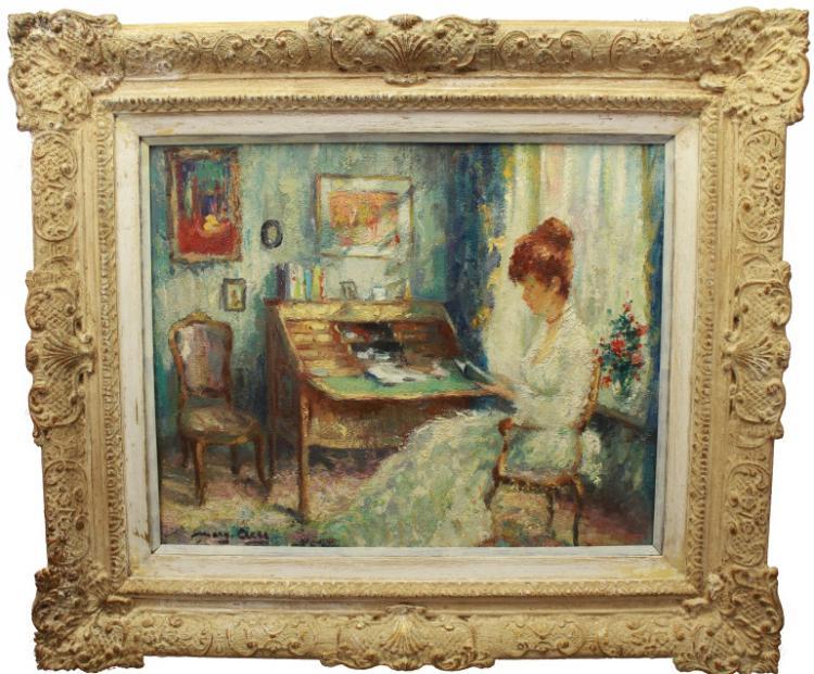 Marguerite Aers  (Belgium, 1918 - 1995)