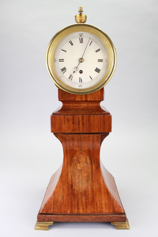 Antique English Barraud & Lunds Mantel Clock