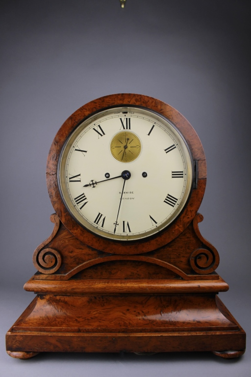 Antique Barwise Mantel Clock