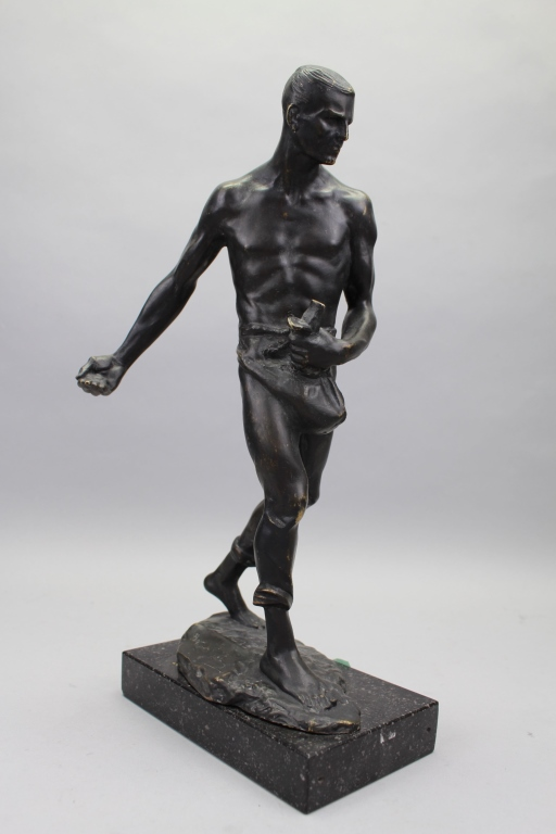 Bruno Zach (1891 - 1945) Bronze