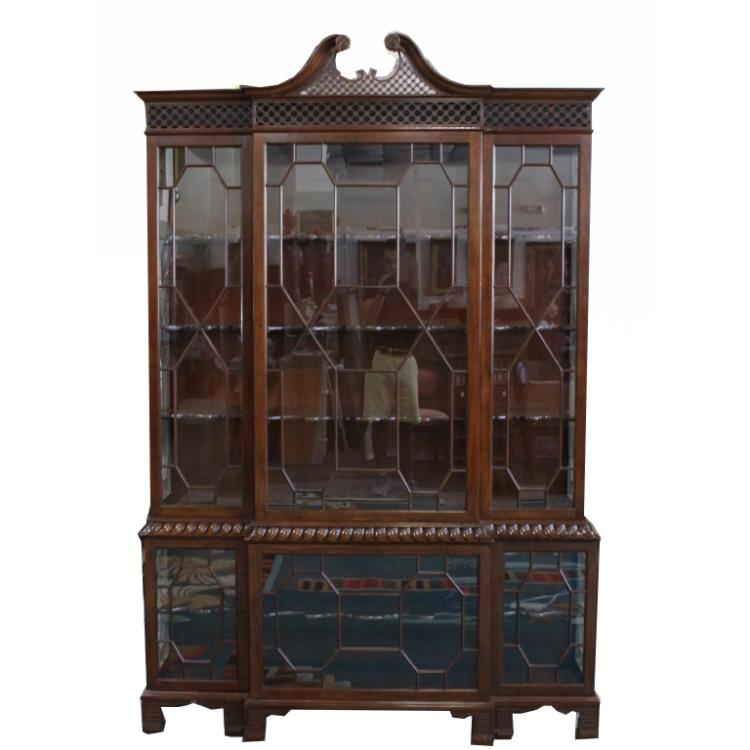 Baker & Co. Chippendale China Cabinet