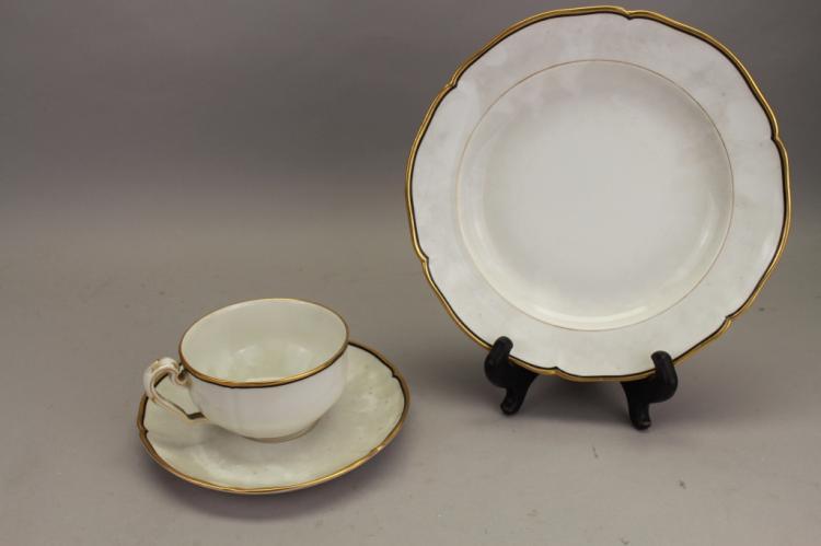 (3) KPM Porcelain Pieces