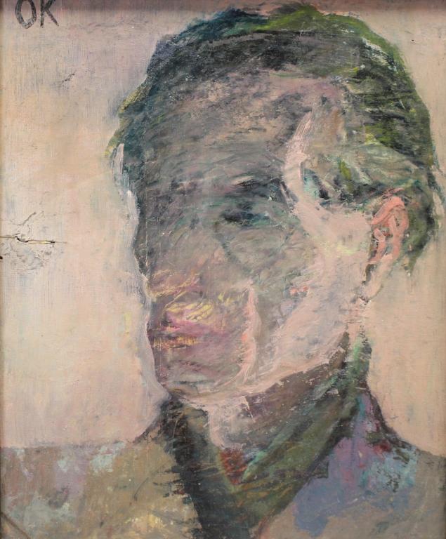 Attr. Oskar Kokoschka  (1886 - 1980)