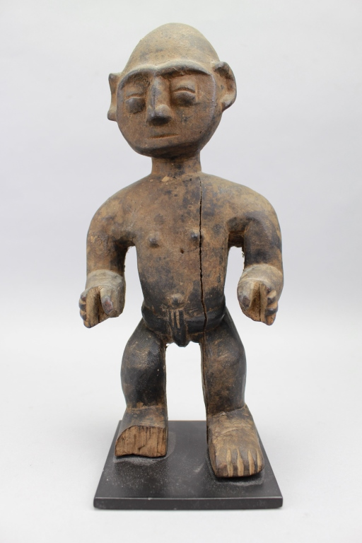 Antique Carved African Figure
