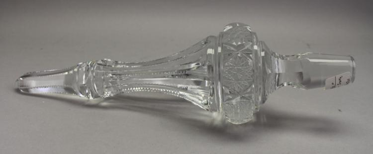 Large Glass Decanter Stopper