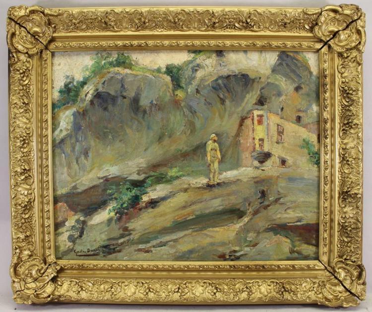 Gaston Jules Louis Durel (France, 1879 - 1954)