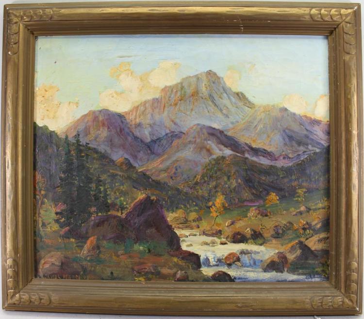 James Arthur Merriam (1880 - 1951)
