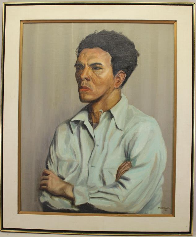 Starkweather, 1950 Portrait of a Man