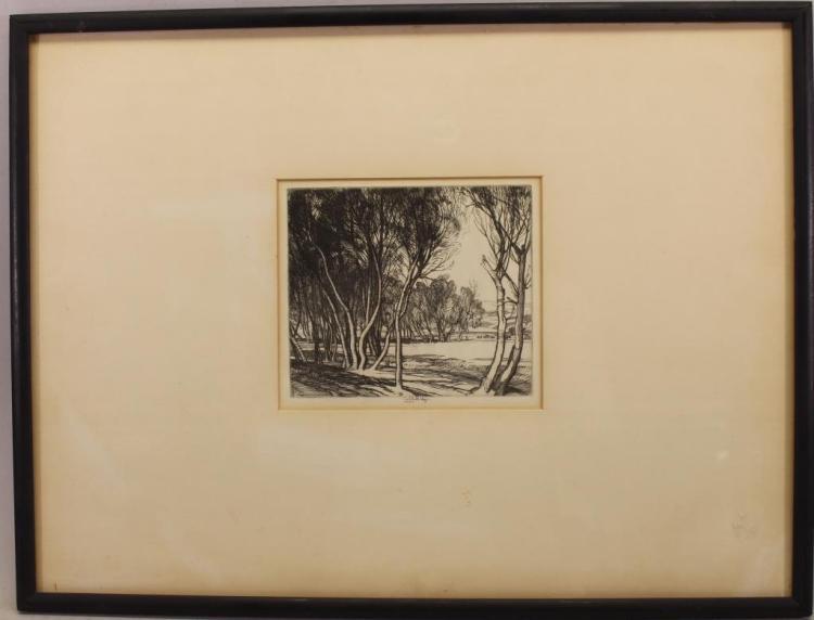 Roi Partridge (California, Washington 1888-1984)