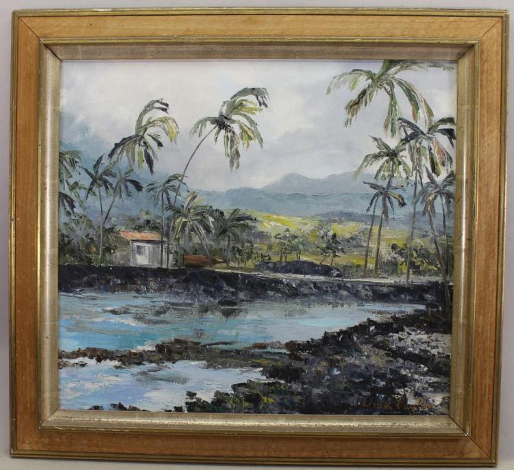 Elma Taylor (Hawaii, 20th century)