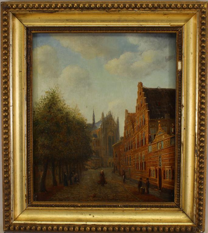 Attr. Pieter Christian Dommerson (1865 - 1913)