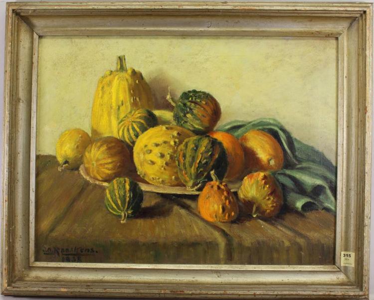 Anton Rooskens (Netherlands, 1906 - 1976)